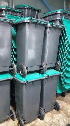 conteneur poubelle 130 L