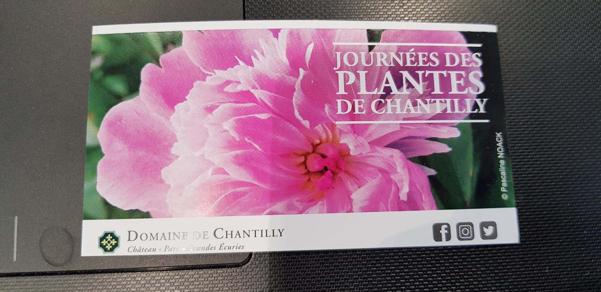 Journée des Plantes Chantilly