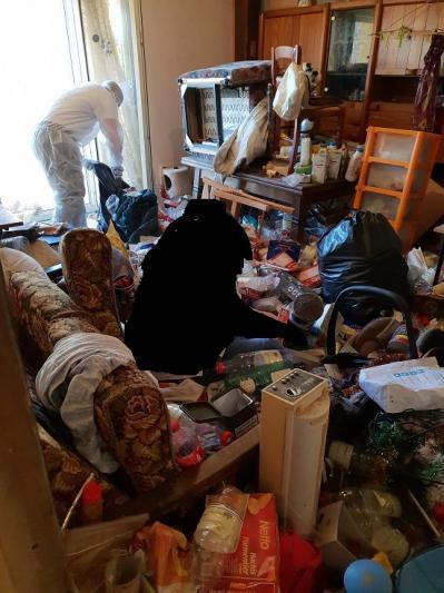Nettoyage de logement insalubre avant Oise