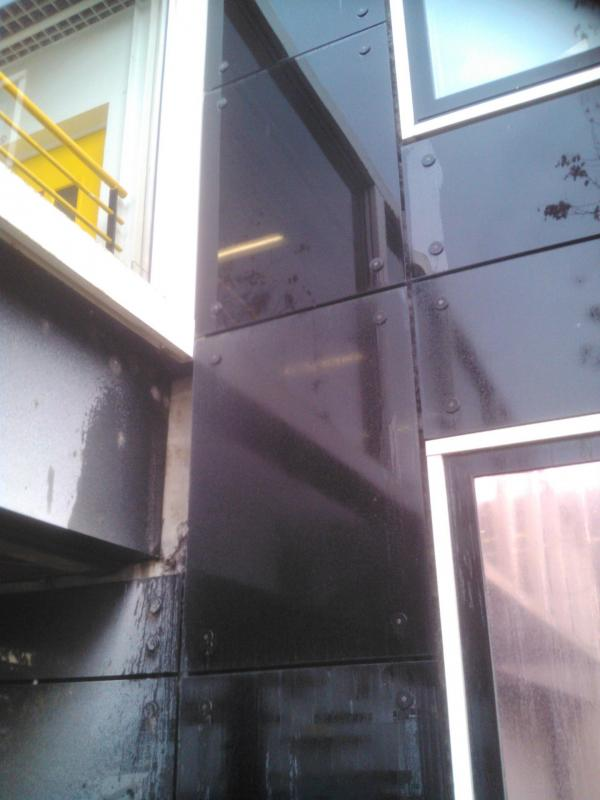 Nettoyage vitrerie H2O