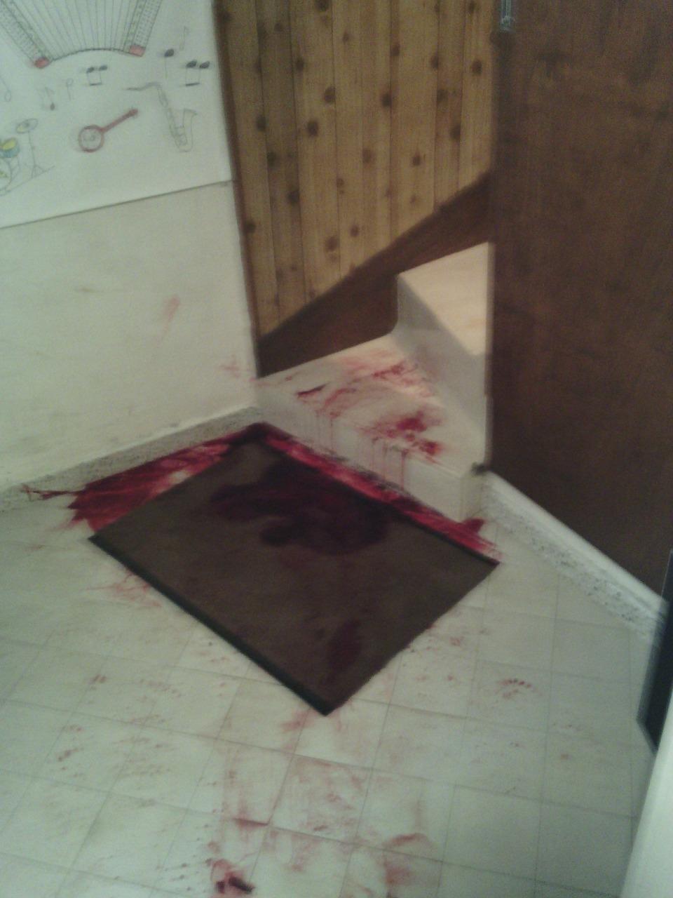Nettoyage suite a deces par suicide